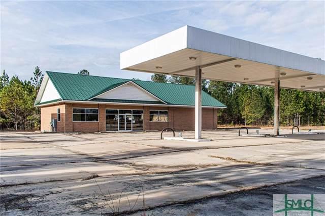 2050 Ga Highway 57 Highway, Ludowici, GA 31316 (MLS #218313) :: Coastal Homes of Georgia, LLC