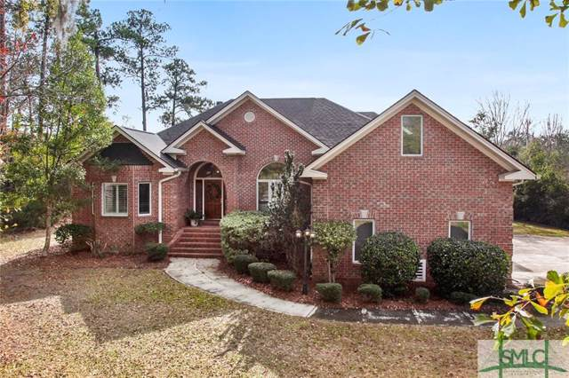 5 Cedar View Drive, Savannah, GA 31410 (MLS #218316) :: The Arlow Real Estate Group