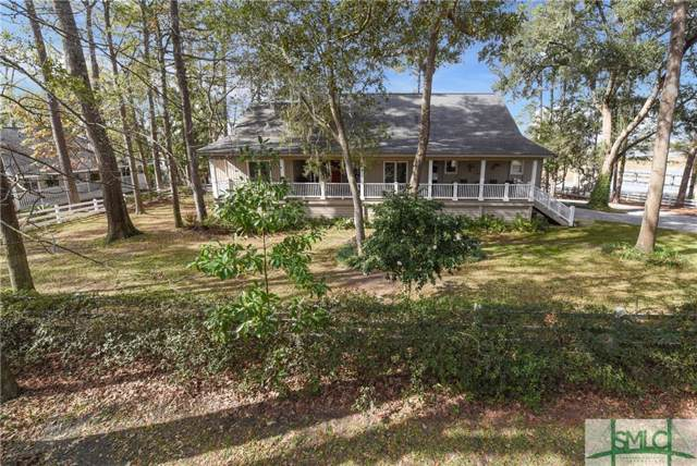 816 Waterford Landing Road, Richmond Hill, GA 31324 (MLS #218317) :: The Arlow Real Estate Group
