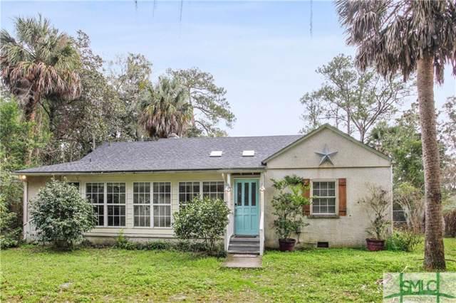 353 Island Road, Savannah, GA 31406 (MLS #218318) :: Level Ten Real Estate Group