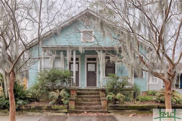 915 E 39th Street, Savannah, GA 31401 (MLS #218319) :: McIntosh Realty Team