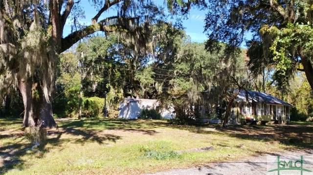 1402 Little Neck Road, Savannah, GA 31419 (MLS #218324) :: The Arlow Real Estate Group