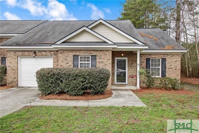 10 Amelia Court, Savannah, GA 31405 (MLS #218327) :: The Arlow Real Estate Group