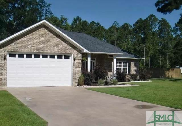 159 Taylor Wells Lane, Hinesville, GA 31313 (MLS #218337) :: RE/MAX All American Realty