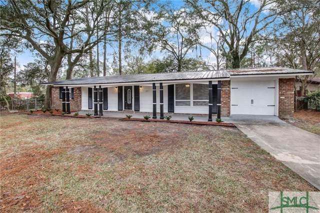 401 Sharondale Road, Savannah, GA 31419 (MLS #218340) :: McIntosh Realty Team