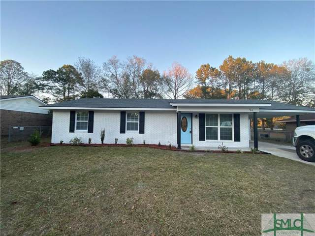 164 Sequoia Circle, Hinesville, GA 31313 (MLS #218354) :: RE/MAX All American Realty