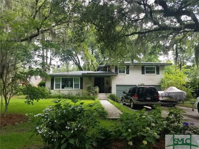 314 Kensington Drive, Savannah, GA 31405 (MLS #218356) :: The Arlow Real Estate Group