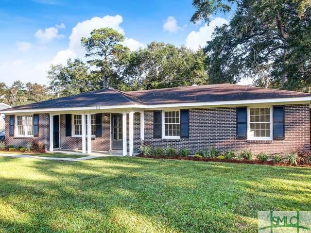 432 Wilshire Boulevard, Savannah, GA 31419 (MLS #218365) :: The Arlow Real Estate Group