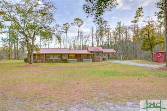 1090 Lee Road, Pembroke, GA 31321 (MLS #218370) :: Partin Real Estate Team at Better Homes and Gardens Real Estate Legacy