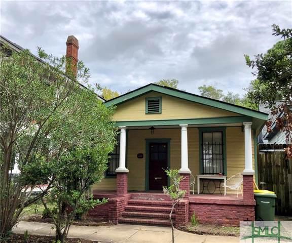 208 W 41st Street, Savannah, GA 31401 (MLS #218372) :: McIntosh Realty Team