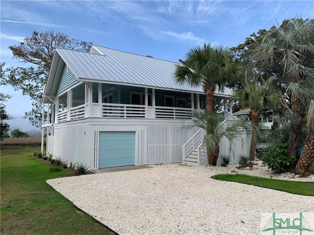 1103 Jones Avenue, Tybee Island, GA 31328 (MLS #218376) :: Keller Williams Coastal Area Partners