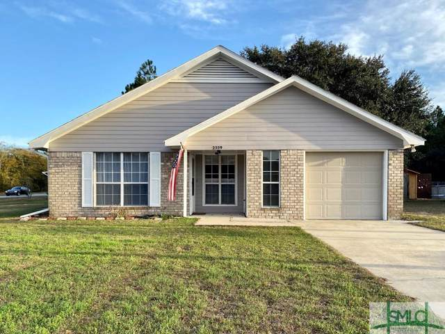 2559 Parkland Boulevard, Hinesville, GA 31313 (MLS #218378) :: RE/MAX All American Realty