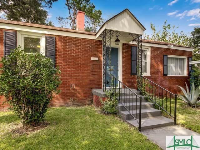 1512 E 48 Th Street, Savannah, GA 31404 (MLS #218383) :: The Arlow Real Estate Group
