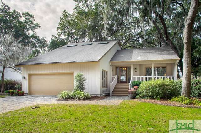 7 West Ferry Court, Savannah, GA 31411 (MLS #218406) :: The Arlow Real Estate Group