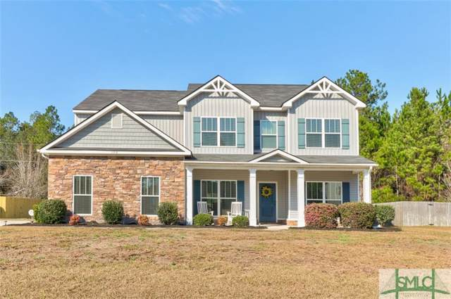 106 Cedar Ridge Drive, Guyton, GA 31312 (MLS #218407) :: Level Ten Real Estate Group