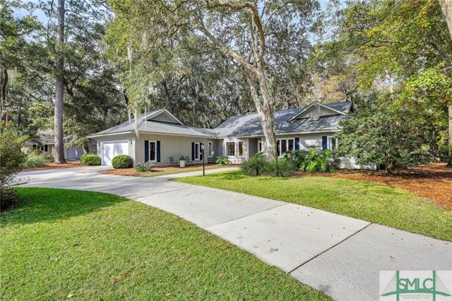 107 Mercer Road, Savannah, GA 31411 (MLS #218415) :: Liza DiMarco