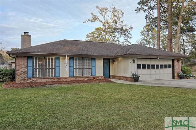 2 Wymberly Way, Savannah, GA 31406 (MLS #218416) :: The Sheila Doney Team