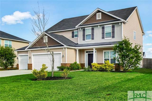 106 St Marys Circle, Savannah, GA 31407 (MLS #218418) :: The Arlow Real Estate Group