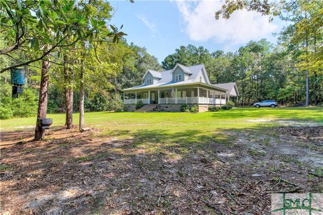 123 Half Moon Road, Rincon, GA 31326 (MLS #218429) :: Level Ten Real Estate Group