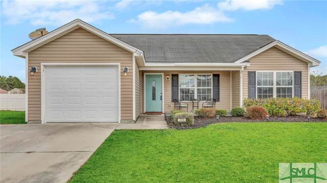306 Timber View Drive, Guyton, GA 31312 (MLS #218439) :: Partin Real Estate Team at Better Homes and Gardens Real Estate Legacy