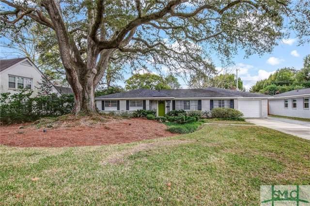 109 E 57th Street, Savannah, GA 31405 (MLS #218442) :: The Arlow Real Estate Group