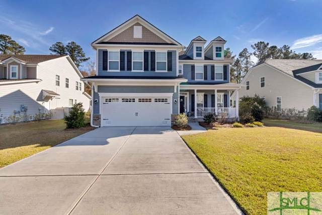226 Tahoe Drive, Pooler, GA 31322 (MLS #218448) :: The Sheila Doney Team