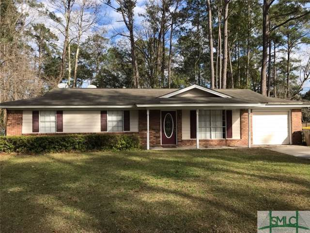 101 Oglethorpe Road, Rincon, GA 31326 (MLS #218452) :: Robin Lance Realty