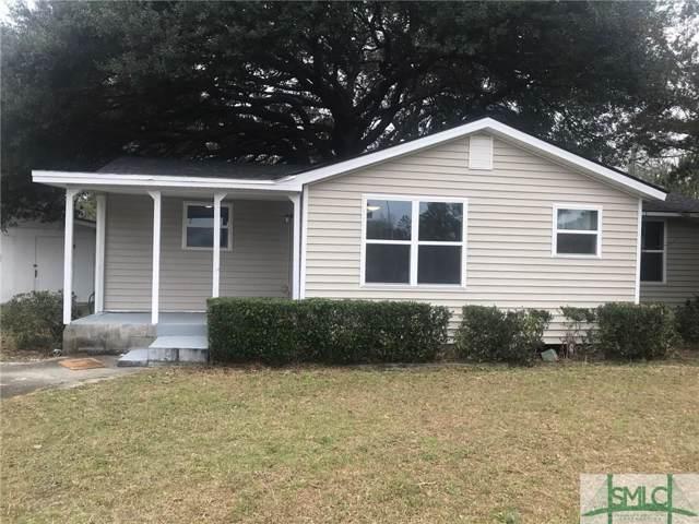 1101 N Lexington Avenue, Rincon, GA 31326 (MLS #218454) :: The Randy Bocook Real Estate Team