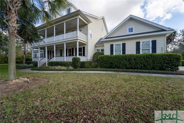 9 Bradley Pines Drive, Savannah, GA 31410 (MLS #218455) :: The Arlow Real Estate Group