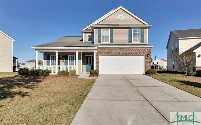 16 Briarcliff Way, Pooler, GA 31322 (MLS #218465) :: Partin Real Estate Team at Better Homes and Gardens Real Estate Legacy