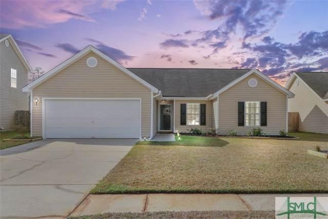 27 Willow Lakes Drive, Savannah, GA 31419 (MLS #218473) :: Coastal Homes of Georgia, LLC