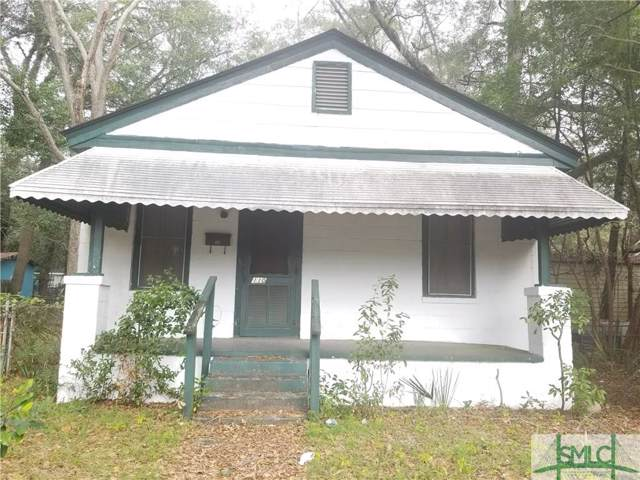110 W 60th Street, Savannah, GA 31405 (MLS #218477) :: Robin Lance Realty