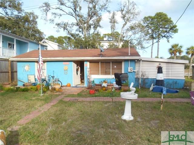 2 Hodges Street, Tybee Island, GA 31328 (MLS #218482) :: Liza DiMarco