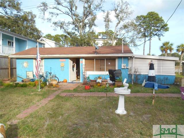 2 Hodges Street, Tybee Island, GA 31328 (MLS #218482) :: McIntosh Realty Team