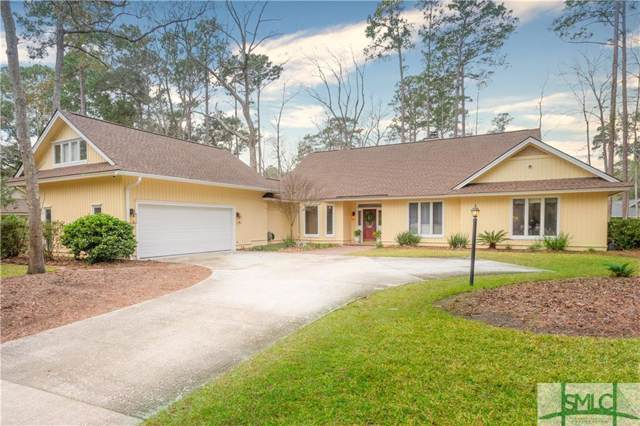 23 Hemingway Drive, Savannah, GA 31411 (MLS #218484) :: McIntosh Realty Team