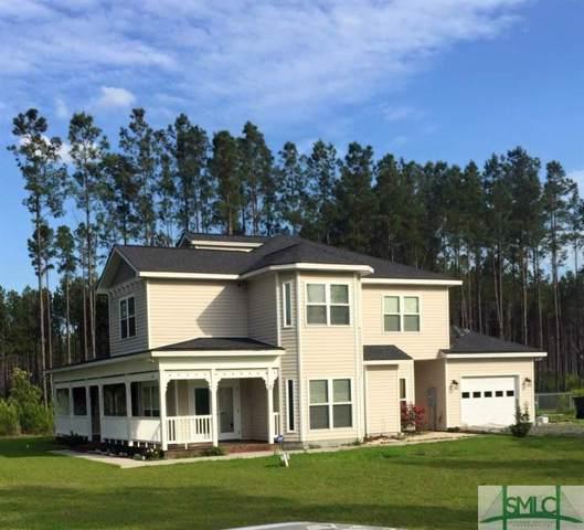 474 Prince Road SE, Ludowici, GA 31316 (MLS #218490) :: Coastal Homes of Georgia, LLC