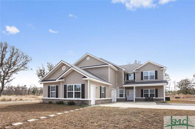 1039 N Macon Street, Ludowici, GA 31316 (MLS #218491) :: Coastal Homes of Georgia, LLC
