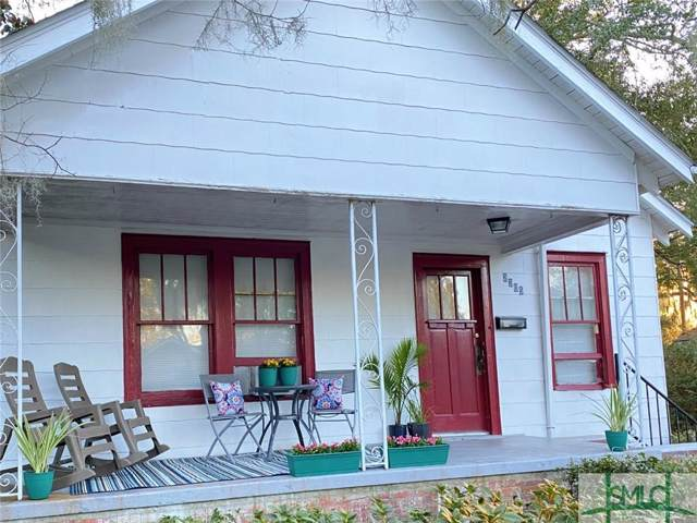 2205 Florida Avenue, Savannah, GA 31404 (MLS #218492) :: The Arlow Real Estate Group