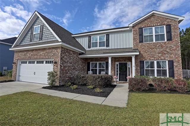 270 Wicklow Drive, Richmond Hill, GA 31324 (MLS #218493) :: RE/MAX All American Realty
