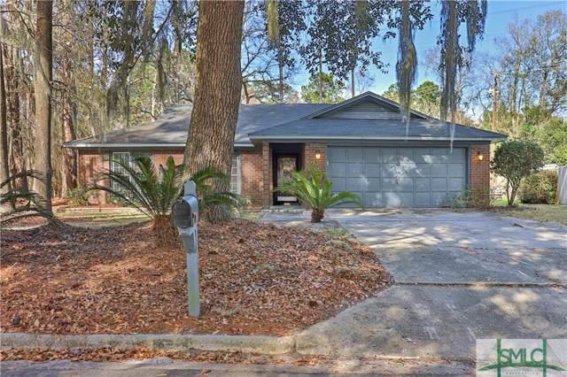 110 Barksdale Drive, Savannah, GA 31419 (MLS #218494) :: The Arlow Real Estate Group