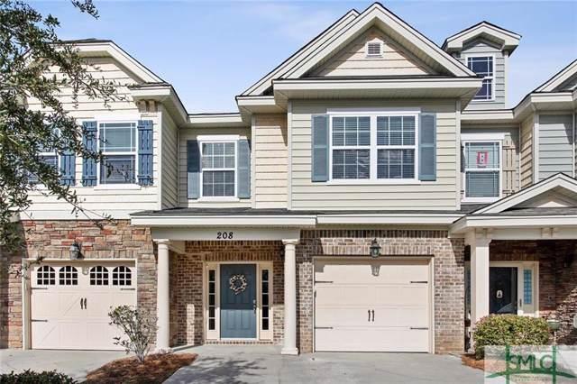 208 Durham Park Way, Pooler, GA 31322 (MLS #218495) :: The Randy Bocook Real Estate Team