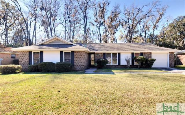 28 Barrington Circle, Savannah, GA 31419 (MLS #218499) :: Bocook Realty