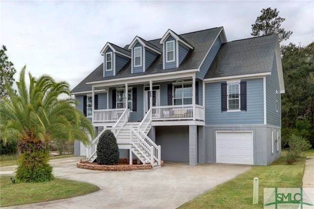 117 Brevard Point Road, Savannah, GA 31410 (MLS #218500) :: The Arlow Real Estate Group