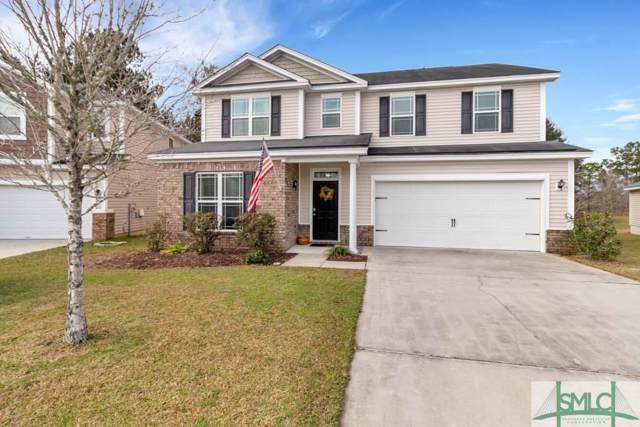 186 Chapel Lake S, Savannah, GA 31419 (MLS #218501) :: Coastal Homes of Georgia, LLC