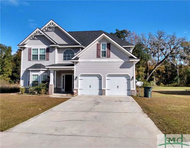 955 Oak Crest Drive, Hinesville, GA 31313 (MLS #218503) :: Keller Williams Coastal Area Partners