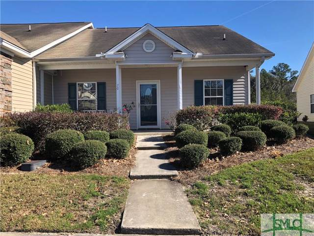 70 Stonelake Circle, Savannah, GA 31419 (MLS #218506) :: Robin Lance Realty