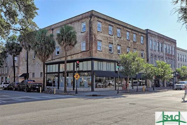 310 W Broughton Street #2003, Savannah, GA 31401 (MLS #218510) :: The Arlow Real Estate Group