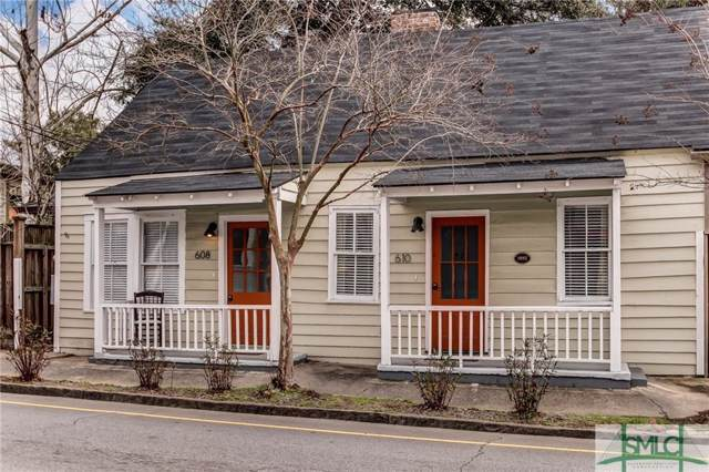610 Price Street, Savannah, GA 31401 (MLS #218511) :: The Arlow Real Estate Group