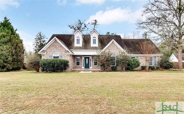 172 Jamestown Drive, Rincon, GA 31326 (MLS #218514) :: The Arlow Real Estate Group