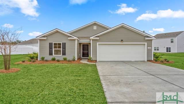 131 Troupe Drive, Pooler, GA 31322 (MLS #218516) :: Coastal Homes of Georgia, LLC